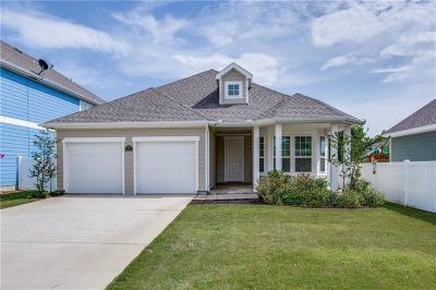 Aubrey Single Family Home For Sale: 9240 Blackstone Drive