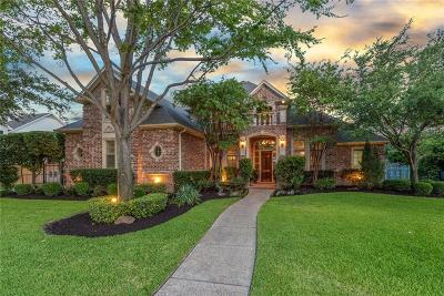 Colleyville Single Family Home For Sale: 1309 Caldwell Creek Drive
