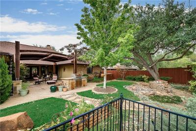 Farmers Branch Single Family Home For Sale: 3406 Highland Meadow Drive