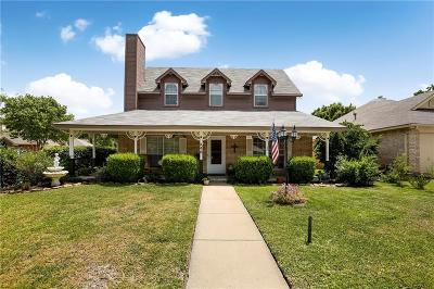 Keller Single Family Home For Sale: 448 Woodridge Drive