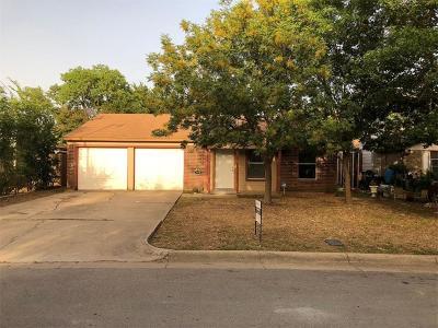 Arlington Single Family Home For Sale: 3615 High Plains Court