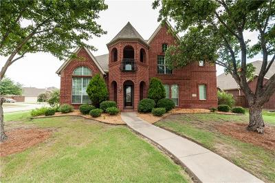 Allen Single Family Home For Sale: 1605 Sweetbay Drive