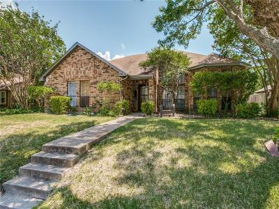 Rowlett Single Family Home Active Option Contract: 8914 Pine Forest Drive