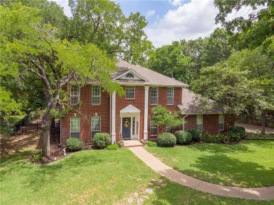 Midlothian Single Family Home For Sale: 1738 Creek Bend Drive