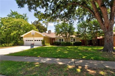 Richardson Single Family Home For Sale: 1012 N Lindale Lane
