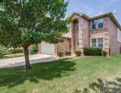 Denton County Single Family Home Active Contingent: 1929 Copper Mountain Drive