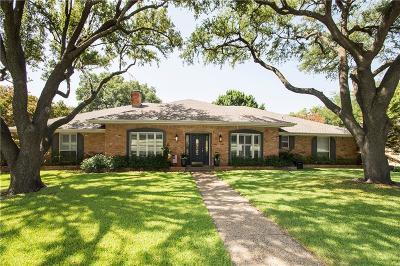 Dallas Single Family Home For Sale: 4334 Boca Bay Drive