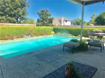 Sachse Single Family Home For Sale: 4512 Mallard Lane