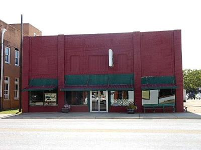 Eastland Commercial For Sale: 305 S Seaman Street