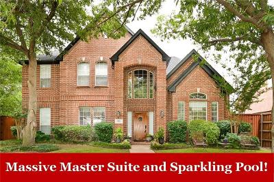 Single Family Home For Sale: 18724 Everwood Court