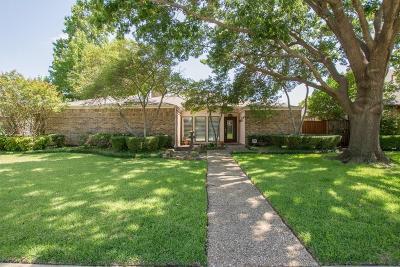 Richardson Single Family Home For Sale: 1207 Huntington Drive