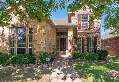 Frisco Single Family Home For Sale: 4095 Truman Drive
