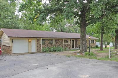 Canton TX Single Family Home For Sale: $182,900
