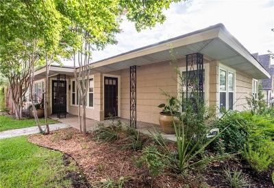 Fort Worth Single Family Home For Sale: 3930 W 7th Street
