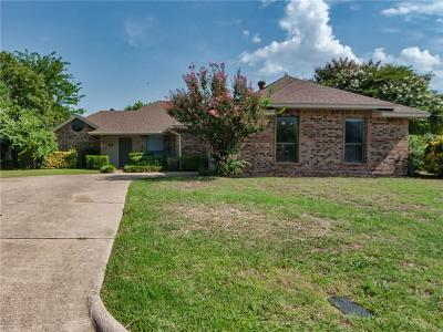 Southlake, Westlake, Trophy Club Single Family Home Active Option Contract: 22 Cimarron Drive