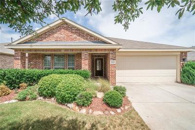 Melissa Single Family Home For Sale: 3620 Spring Run Lane