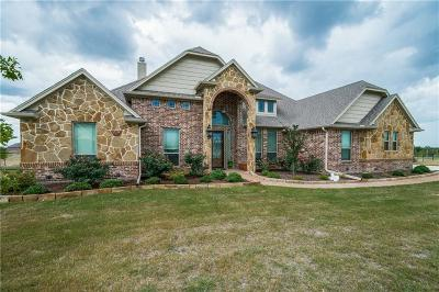 Azle Single Family Home Active Option Contract: 111 Deer Grove Trail