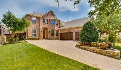 Allen Single Family Home For Sale: 1519 Bellnap Drive