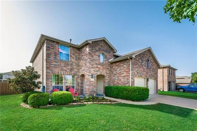 Forney Single Family Home For Sale: 424 Red Oak Court