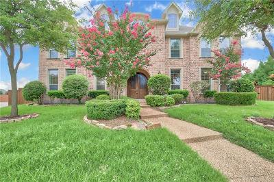 Allen  Residential Lease For Lease: 1431 Cibolo Drive
