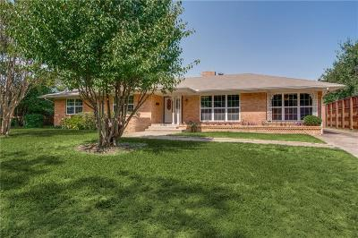 Dallas Single Family Home For Sale: 1817 Shelmire Drive
