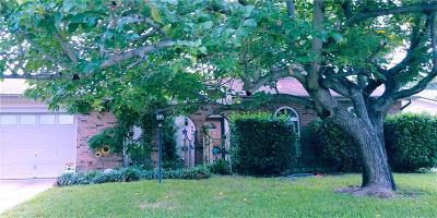 Arlington Single Family Home For Sale: 2505 Bent Tree Lane