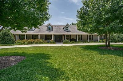Dallas Single Family Home For Sale: 7530 Stonecrest Drive