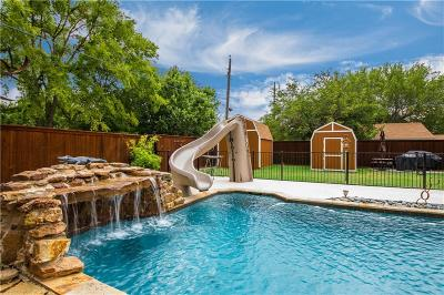 Coppell Single Family Home For Sale: 813 Bullock Street