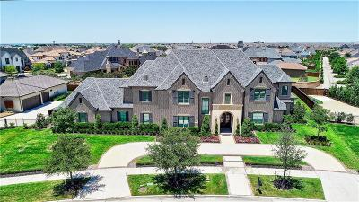 Frisco Single Family Home For Sale: 12249 Lenox Lane