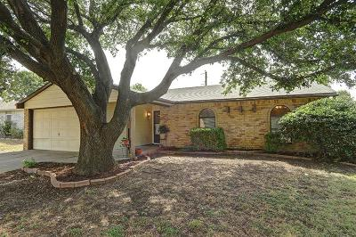 Allen Single Family Home For Sale: 1013 Cambridge Drive