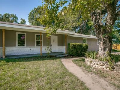 Azle Single Family Home For Sale: 602 Dusk Avenue