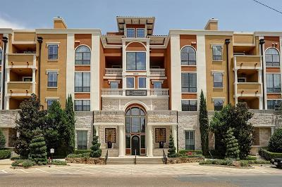Dallas Condo For Sale: 8616 Turtle Creek Boulevard #518