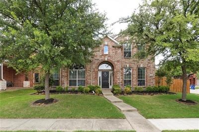 Frisco Single Family Home For Sale: 2703 Crown Colony Drive