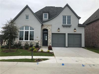 Allen Single Family Home For Sale: 801 Durham