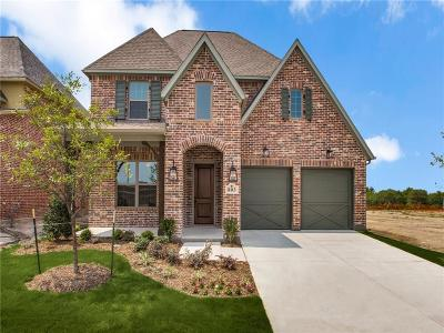 Allen Single Family Home For Sale: 803 Durham