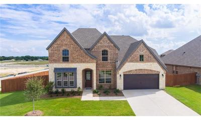 Midlothian Single Family Home For Sale: 642 Rustic Trail
