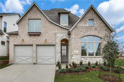 Allen Single Family Home For Sale: 917 Waldorf Way