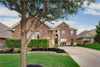 Fort Worth Single Family Home Active Option Contract: 4128 Chloe Lane