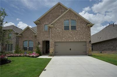McKinney Single Family Home For Sale: 2109 Triton Drive