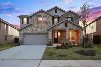 Aubrey Single Family Home For Sale: 2709 Ranger Lane
