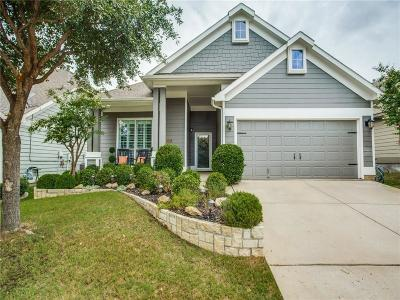 Fort Worth Single Family Home For Sale: 5005 Harney Drive
