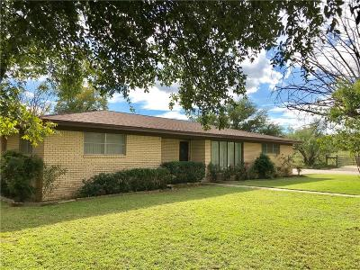 Breckenridge Single Family Home For Sale: 704 N Westwood