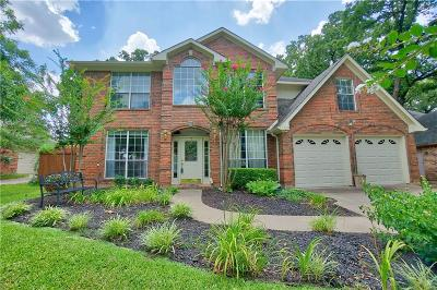 Grapevine Single Family Home For Sale: 2129 S Winding Creek Drive