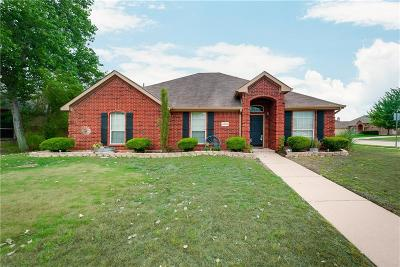 Midlothian Single Family Home For Sale: 6602 Thistle Wood Drive
