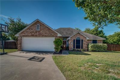 Midlothian Single Family Home For Sale: 506 Wild Springs Drive