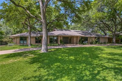 Dallas TX Single Family Home For Sale: $1,399,000