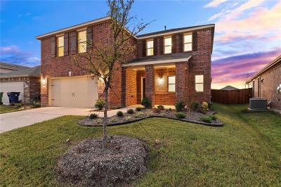 Aubrey Single Family Home For Sale: 2743 Ryder Lane