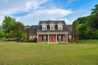 Red Oak Single Family Home For Sale: 1547 Stainback Road