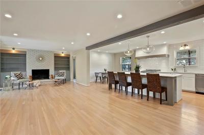 Dallas Single Family Home For Sale: 6306 Annapolis Lane