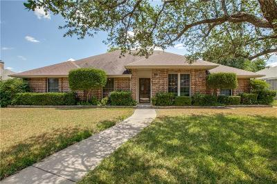 Duncanville Single Family Home Active Option Contract: 1206 Briarmeade Drive